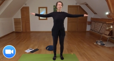YOGA : atelier d'approfondissement - LIVE ou REPLAY